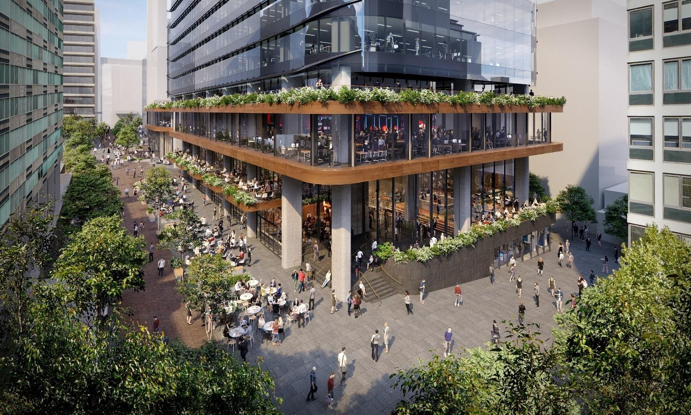 North Sydney Tower Set To Max $1.2 Billion by September Completion