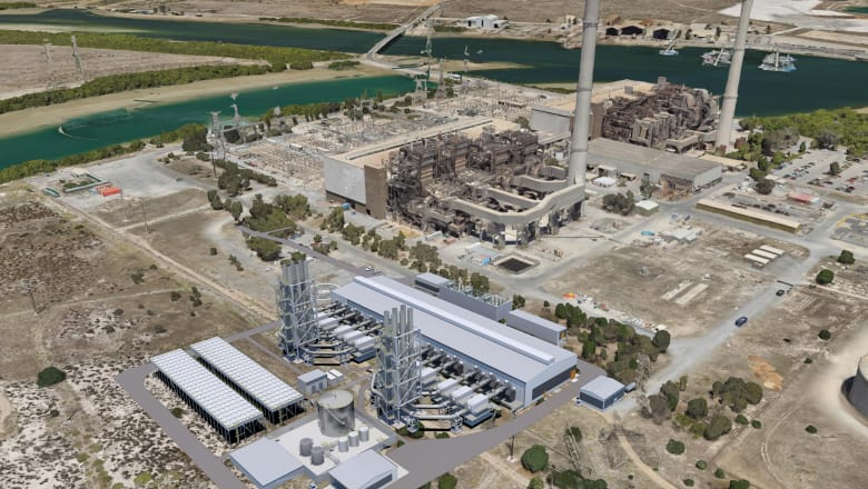 AGL-Energy-Barker-Inlet-Power-Station