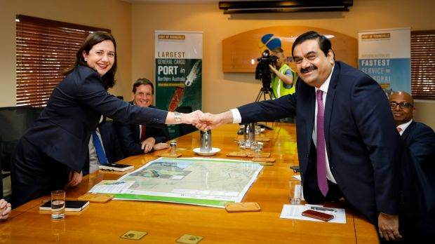 Adani-Royalties-Agreement