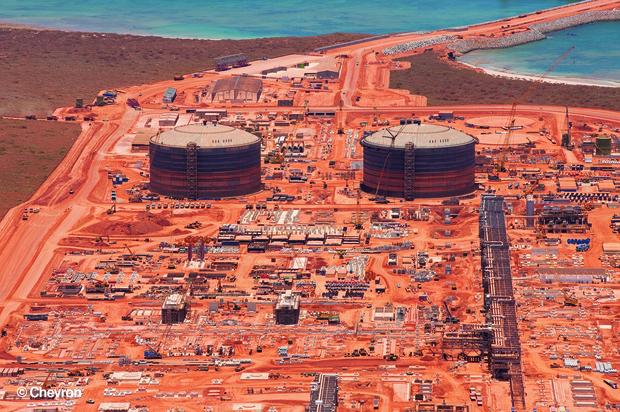 Gas-Western-Australia