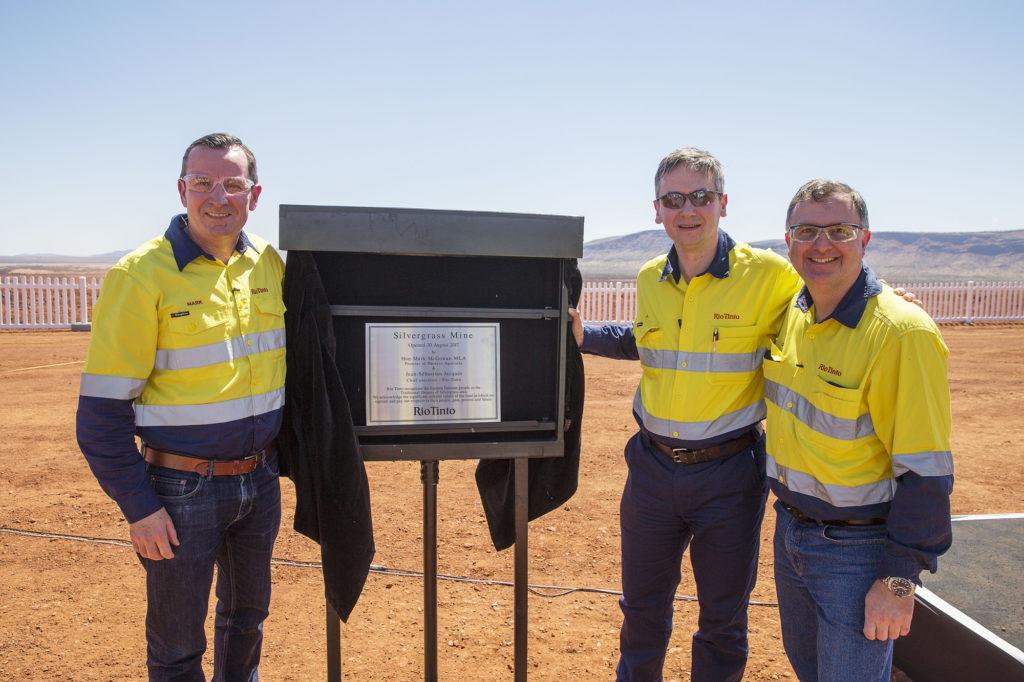 Rio Tinto - Pilbara Silvergrass Mine
