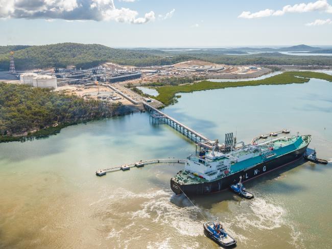 Santos-LNG-Gas-Supply