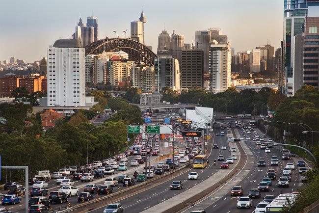 Sydney Yard Access Bridge Works