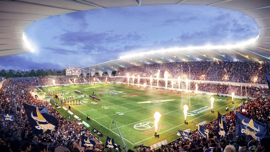 Townsville-Stadium