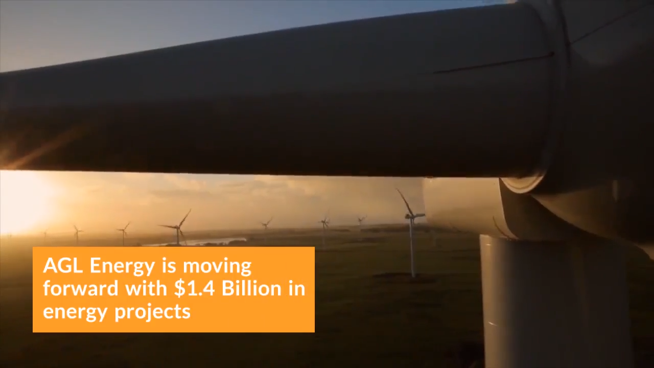 AGL Energy is Moving Forward With $1.4 Billion in Energy Projects 0-2 screenshot
