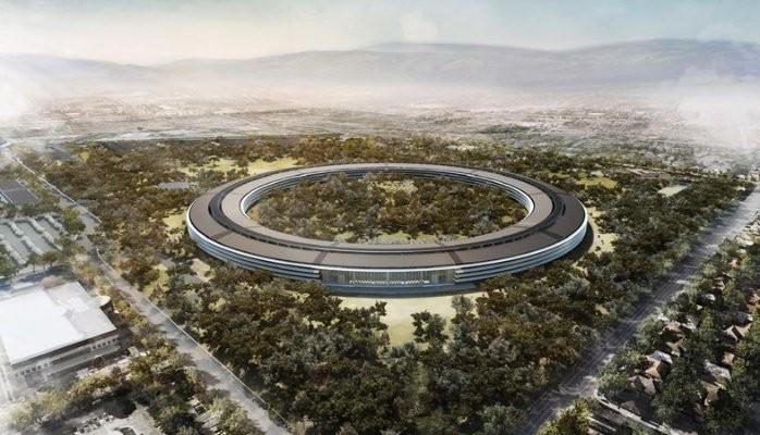 Big Projects- New $5 billion Apple Campus