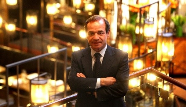 CIMIC CEO Marcelino Fernandez Verdes