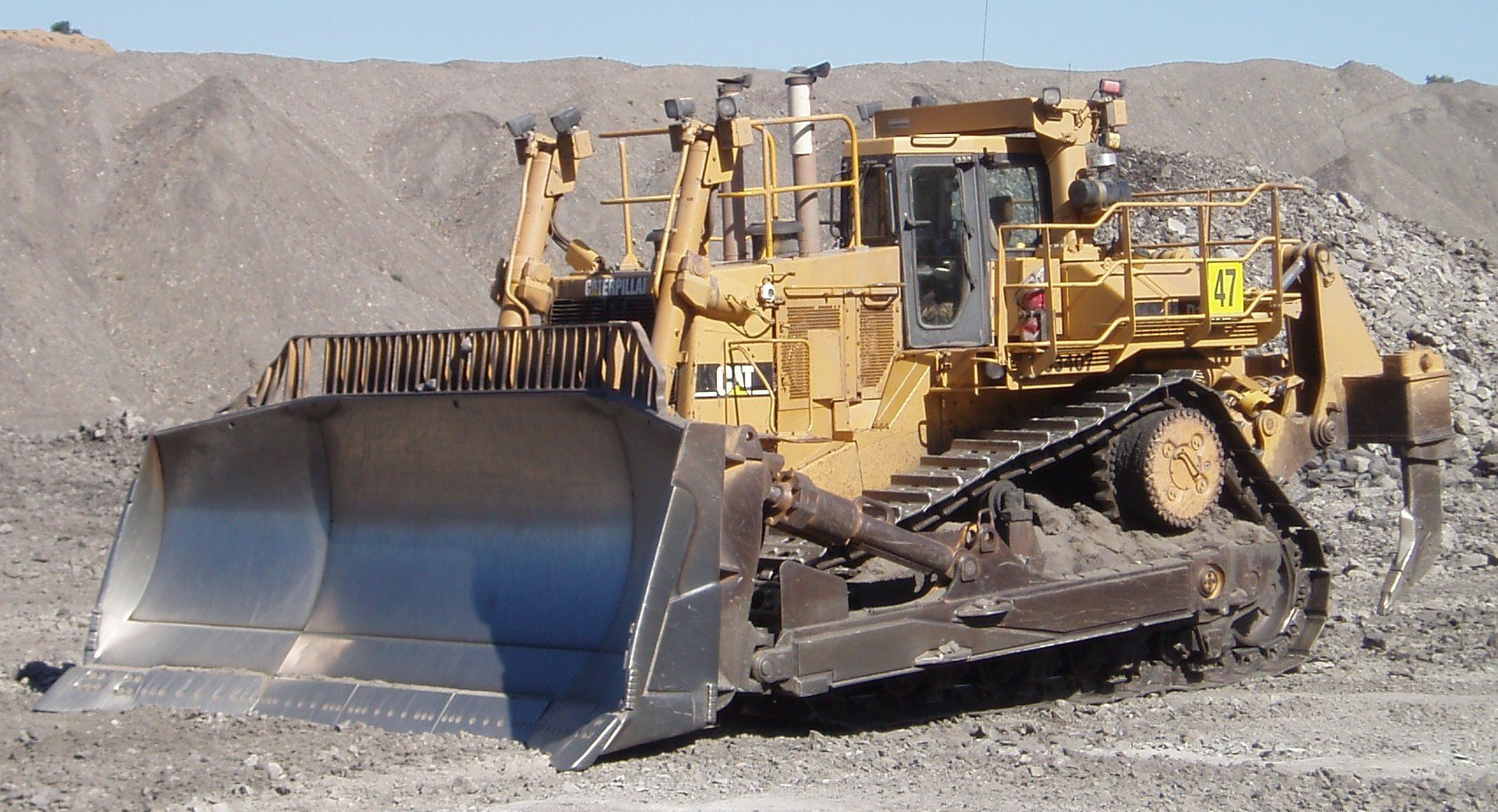 wold's biggest dozers