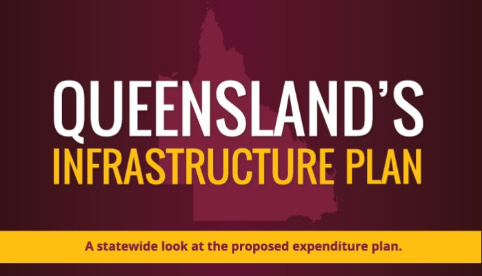 Every Job in QLD for 4 years – budgets, stage, contractors