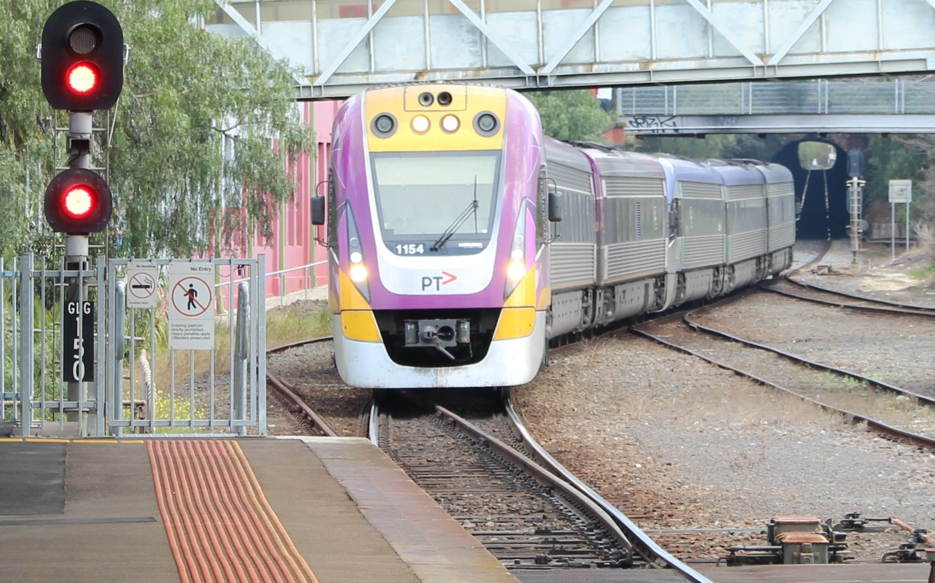 Geelong Rail Line Duplication
