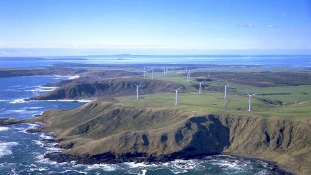 Granville Harbour Wind Farm