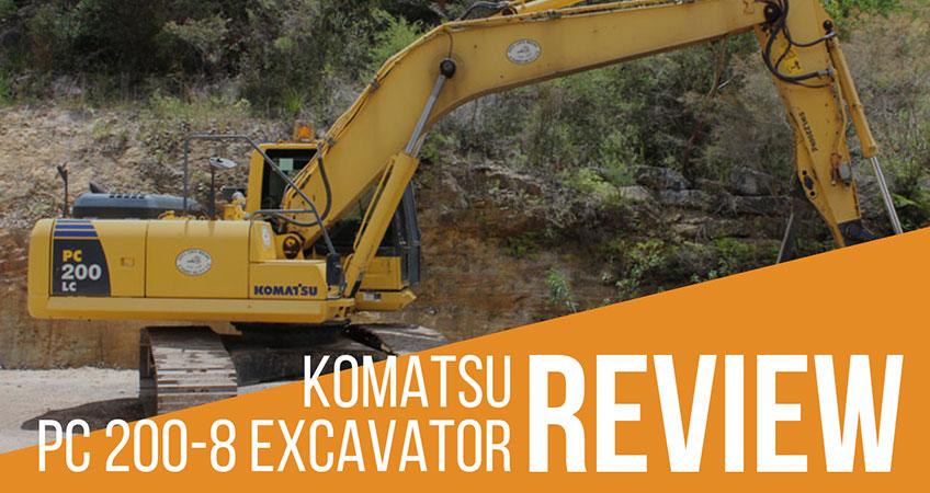 Komatsu-PC200-8-Excavator-Banner