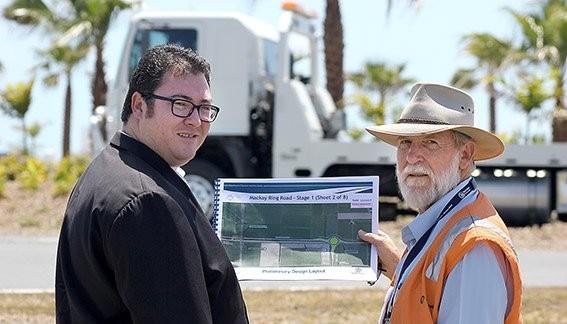 Mackay Ring Road construction will create 600 jobs