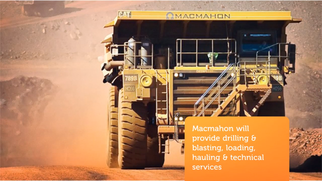 Macmahon Awarded $250 Million Mining Services Contract for Mt Morgans Gold Mine 0-24 screenshot