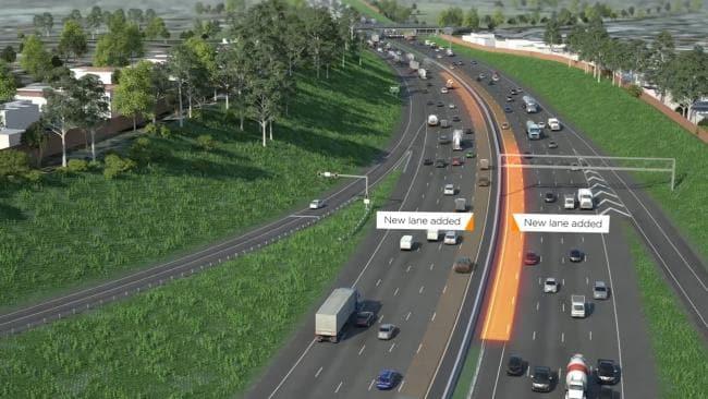 Monash Freeway Upgrade