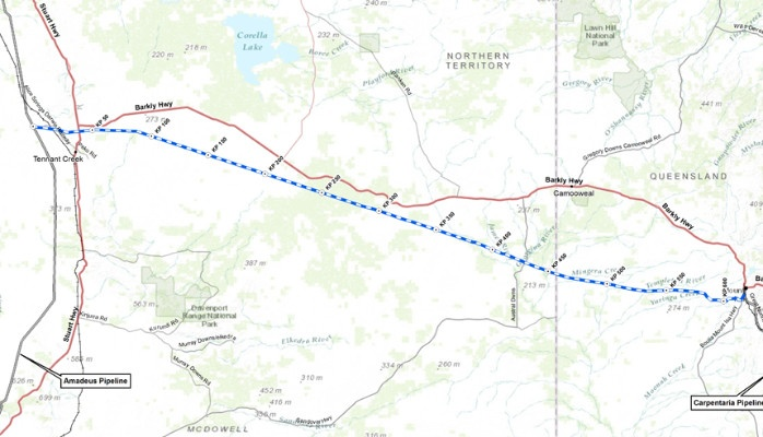 Northern Gas Pipeline seeks EOIs for Plant Hire & Subbies