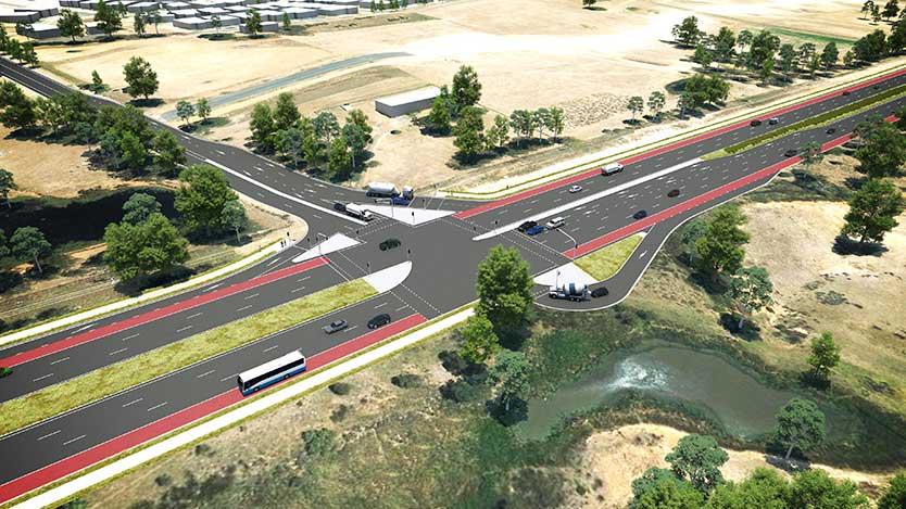 Northern Road Upgrade