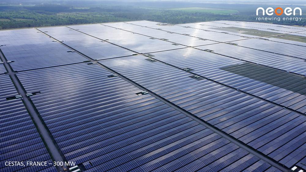 Numurkah Solar Farm Neoen Australia