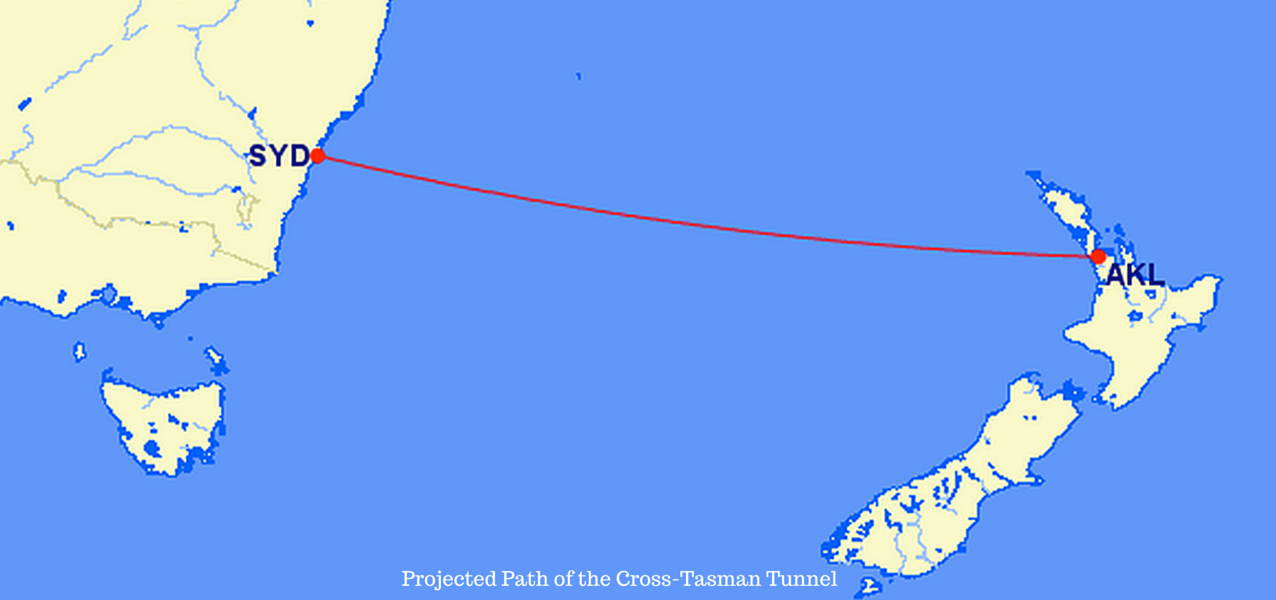 Projected-Path-of-the-Cross-Tasman-Tunnel