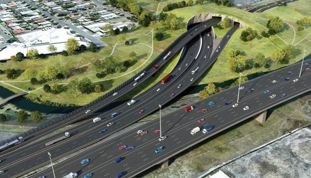 Western Distributor Project – The Facts
