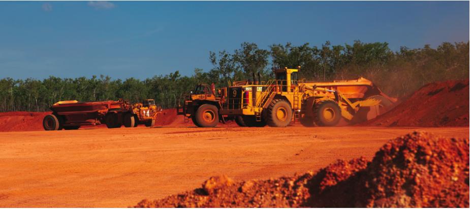 amrun bauxite mine-1
