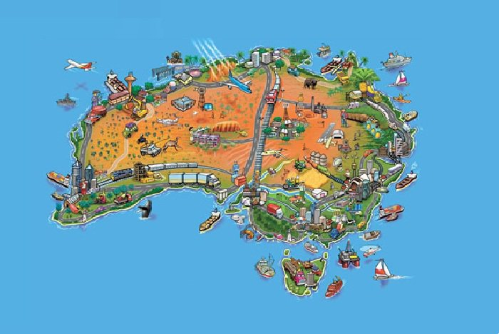 infrastructure-australia