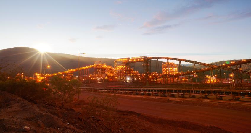 solomon-ore-processing-facility