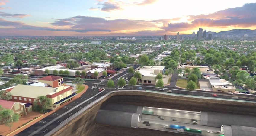 torrens-to-darlington-project