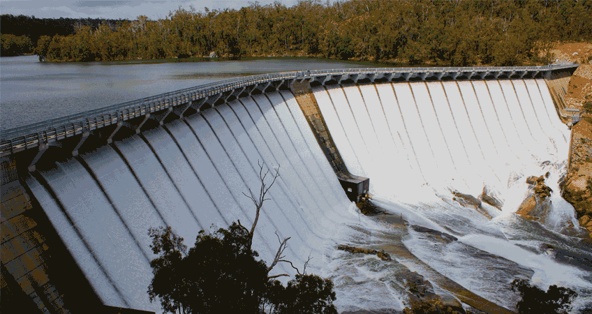 Tenders called for desalination plant within WA's $396m Myalup-Wellington project